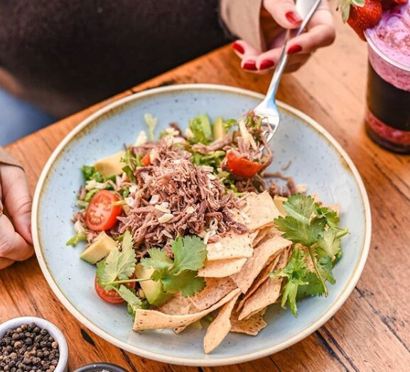 Double Bay's best salads | Kiaora Place