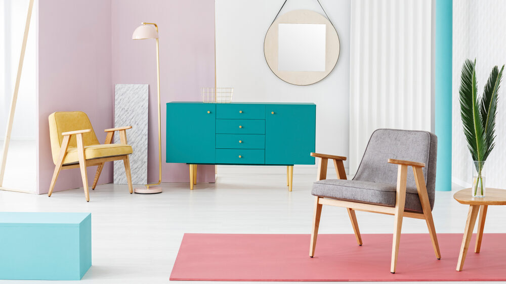 Ideas for decorating your home with Pantone colours of 2021| Kiaora Place