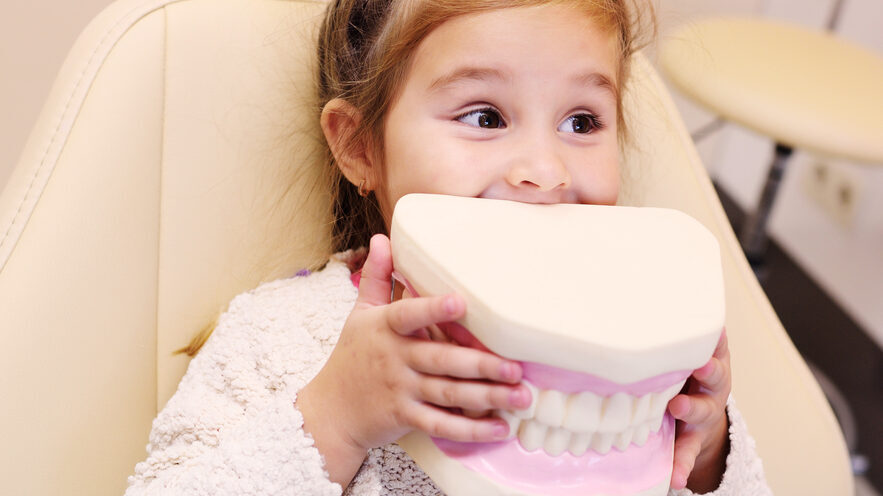 Taking your child to the dentist | Kiaora Place
